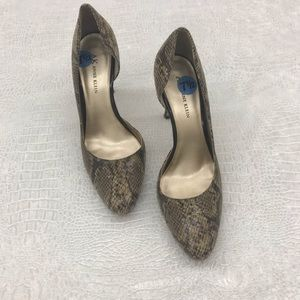 AK Anne Klein high heeled shoes